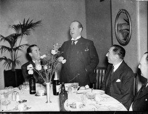 A.P.R.A. Dinner to Peter Dawson