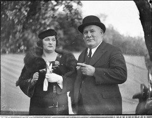Mr & Mrs Szarka