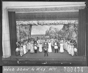 "Gilbert & Sullivan Society production of ""Pirates of Penzance"""