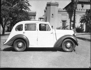 1936 Hillman sedan