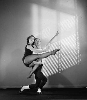 Bodenwieser Ballet [studio ballet positions by Eva Nadas and Bruno Harvey]