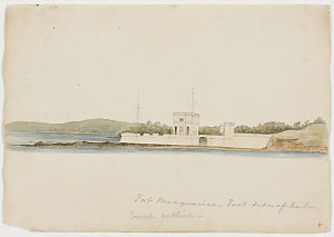 Item 04: Fort Macquarie - East side of harbour