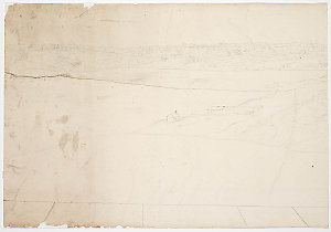 Panoramic View of the Town and Harbour of Sydney New South Wales / [possibly by G.W. Evans ?]