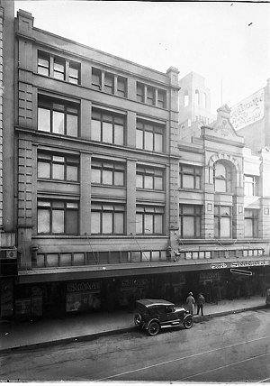 The Salvage Stores, Bear & Co., Anderson & Co.; 399-411 George Street