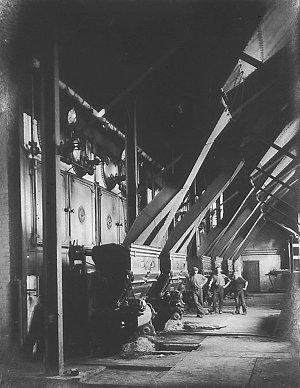 Boilers, Great Cobar Copper Mine - Cobar, NSW