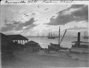 Railway Wharf - Newcastle, NSW