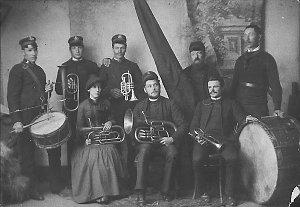 Cobar Salvation Army Band - Cobar, NSW