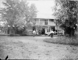 Home of Edward Higgens (first polo ground) - Muswellbrook, NSW