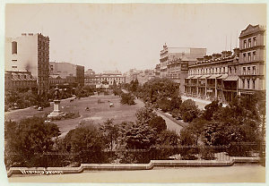 Wynyard Square
