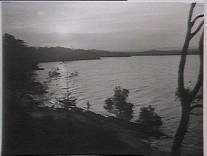 Sunset at Wangi