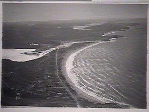 (MM) Looking north towards Collaroy Plateau, Lion Is & Broken Bay