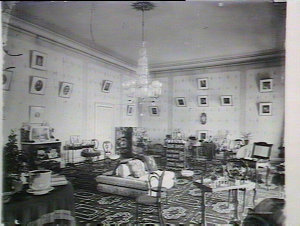 Drawing room, Government House, Sydney