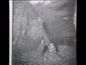 Kurri Kurri. Stanford Methyr Colliery 22 feet seam clear coal