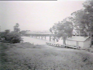 Bridge on the Shoalhaven River at Nowra