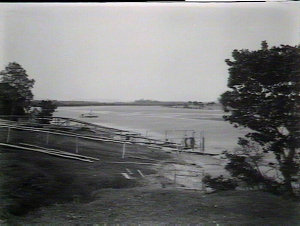 A View of Wallis Lake from Forster