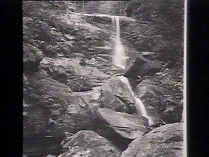 Flat Rock Falls, Wentworth Falls