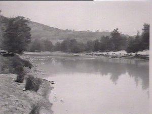 Views on Murrumbidgee River