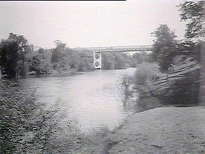 Bridge over Paterson River