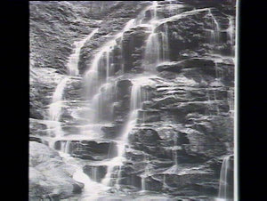 Sylvia Falls, Valley of the Waters, Wentworth Falls