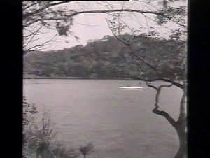 Pittwater. Coal & Candle Creek, Eena Bay & head of creek