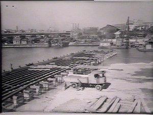Pyrmont No. 7. wharf