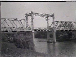Paterson River Bridge at Woodville