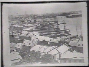 Walsh Bay from Windmill Street