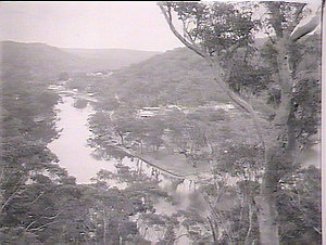 View on Port Hacking River