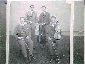 String quartets, Conservatorium