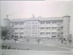 District Hospital, Newcastle