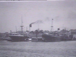 Nos 8-9 Dawes Point to Millers Point