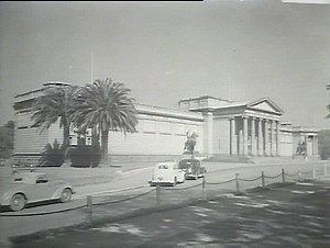Art Gallery, general view