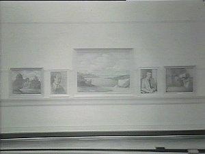 Art Gallery: Roland Wakelin exhibit