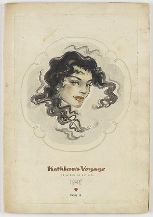 File 09: Kathleen's voyage, Trinidad to Jamaica, 1948, Log 9