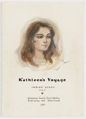 File 03: Kathleen's voyage Indian Ocean, log 3, Christmas Island, Cocos Keeling, Rodriguez [Rodrigues] and Maritious [Mauritius], 1947