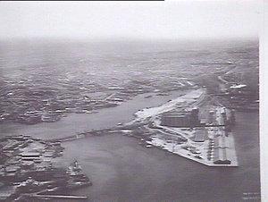 Glebe Island & Rozelle Bay