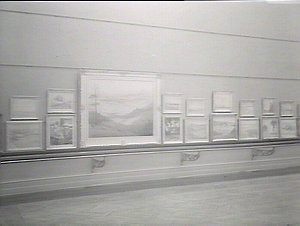Exhibition of Elioth Gruner
