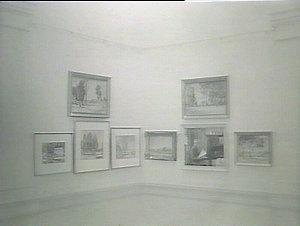 Art Gallery, J. Muir Auld, Exhibition