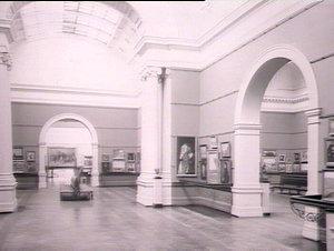 Australian exhibition: Art Gallery