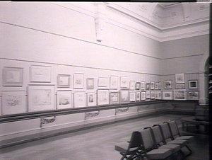 Coronation robes; Art Gallery Exhibition