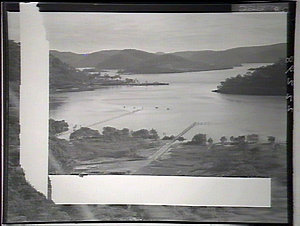 Hawkesbury River at Peats Ferry