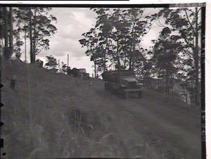 Main road, Glen Innes division