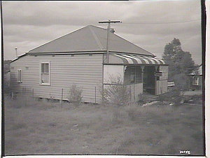 Blacktown District, house and vacant block