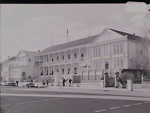 Parliament House from Macquarie Street