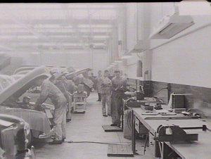 Government Motor Garage, Glebe