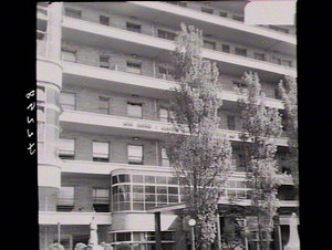 King George V Memorial Hospital, Camperdown