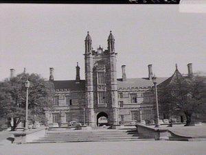University of Sydney: main building