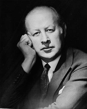 Eugene Goossens, Director, Conservatorium of Music