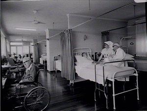 Queen Victoria Repatriation Hospital, Picton