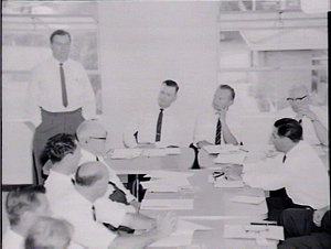Safety Committee meeting at Concord